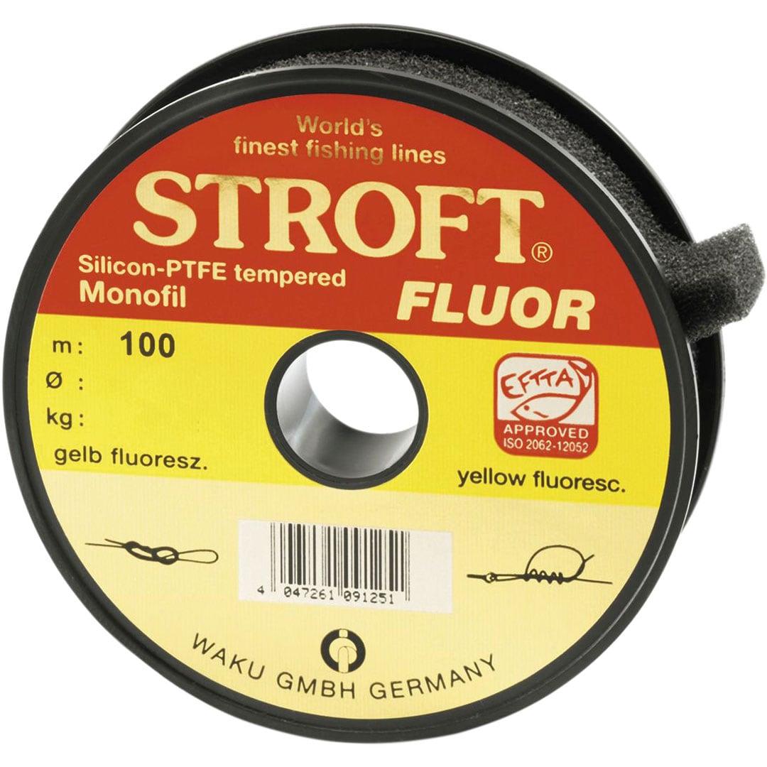 Stroft Fluor. Gul  100m/fp