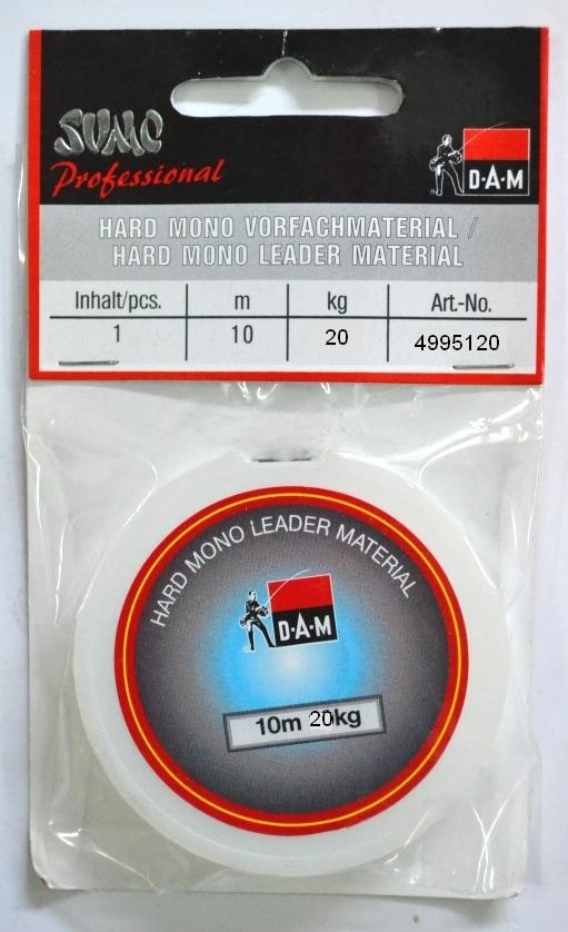 DAM Sumo Hard Mono 10m 20kg