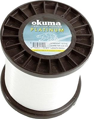 Okuma lina  påspolad