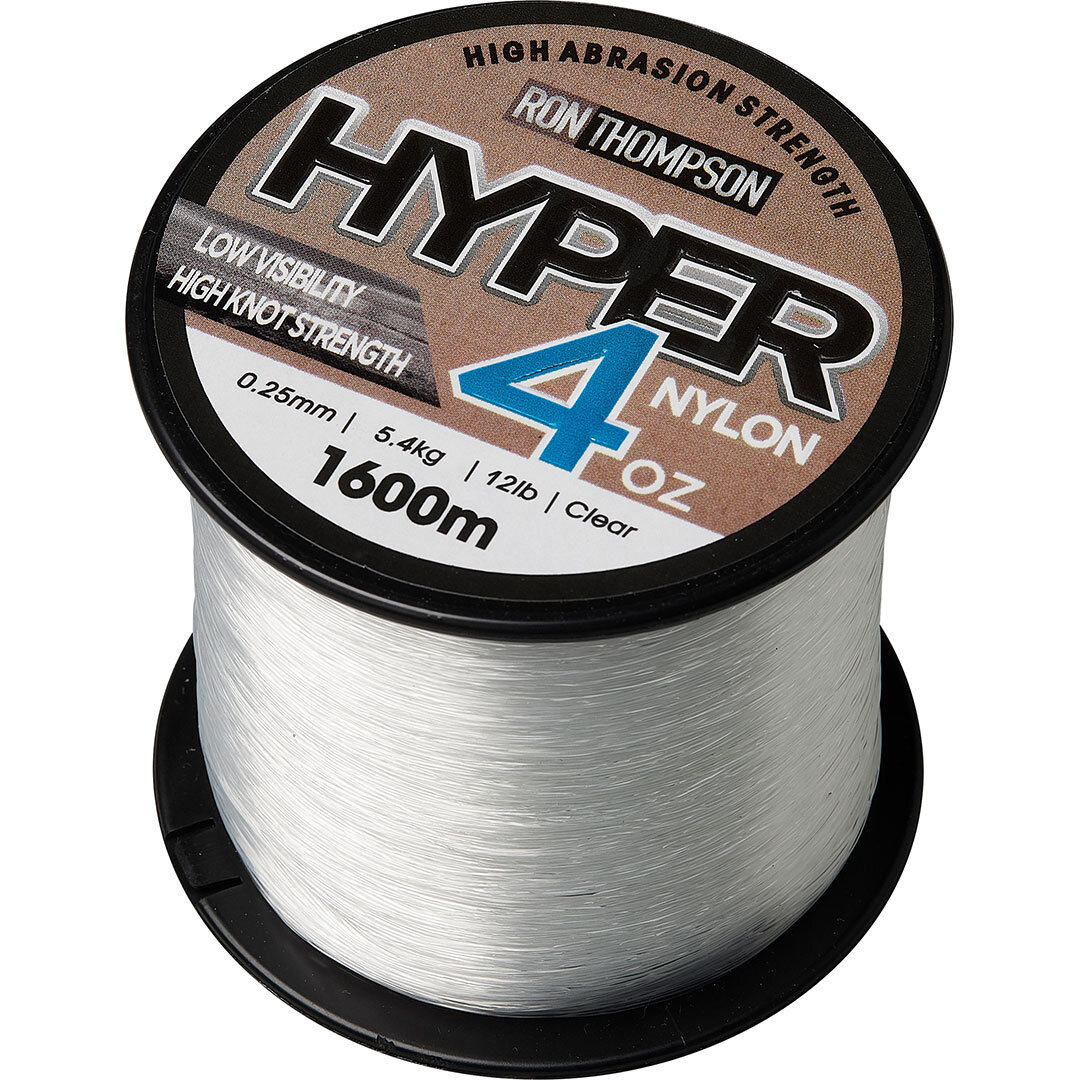 RT Hyper 4OZ Nylon Bulk.