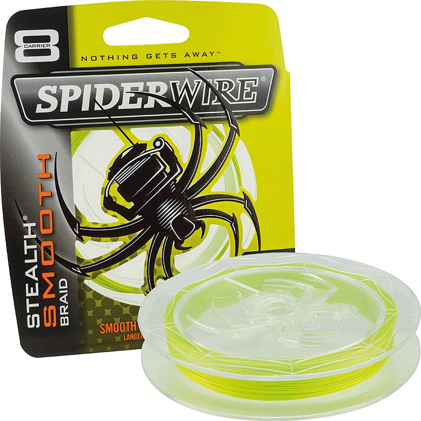Spiderwire Stealth Smooth Yellow 150m