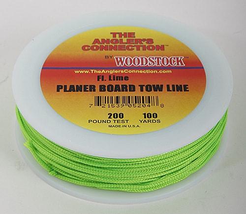 Woodstock PBLina 200lb/Lime Grön