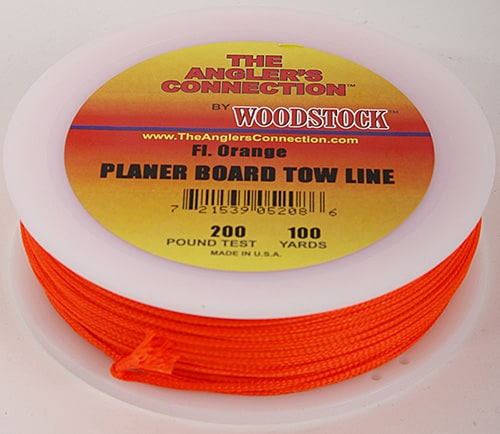 Woodstock PBLina 130lb/Orange