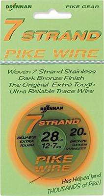 Drennan 7 Strand Wire 28lb