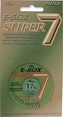 Esox Super 7-Wire 28lb/0.28mm