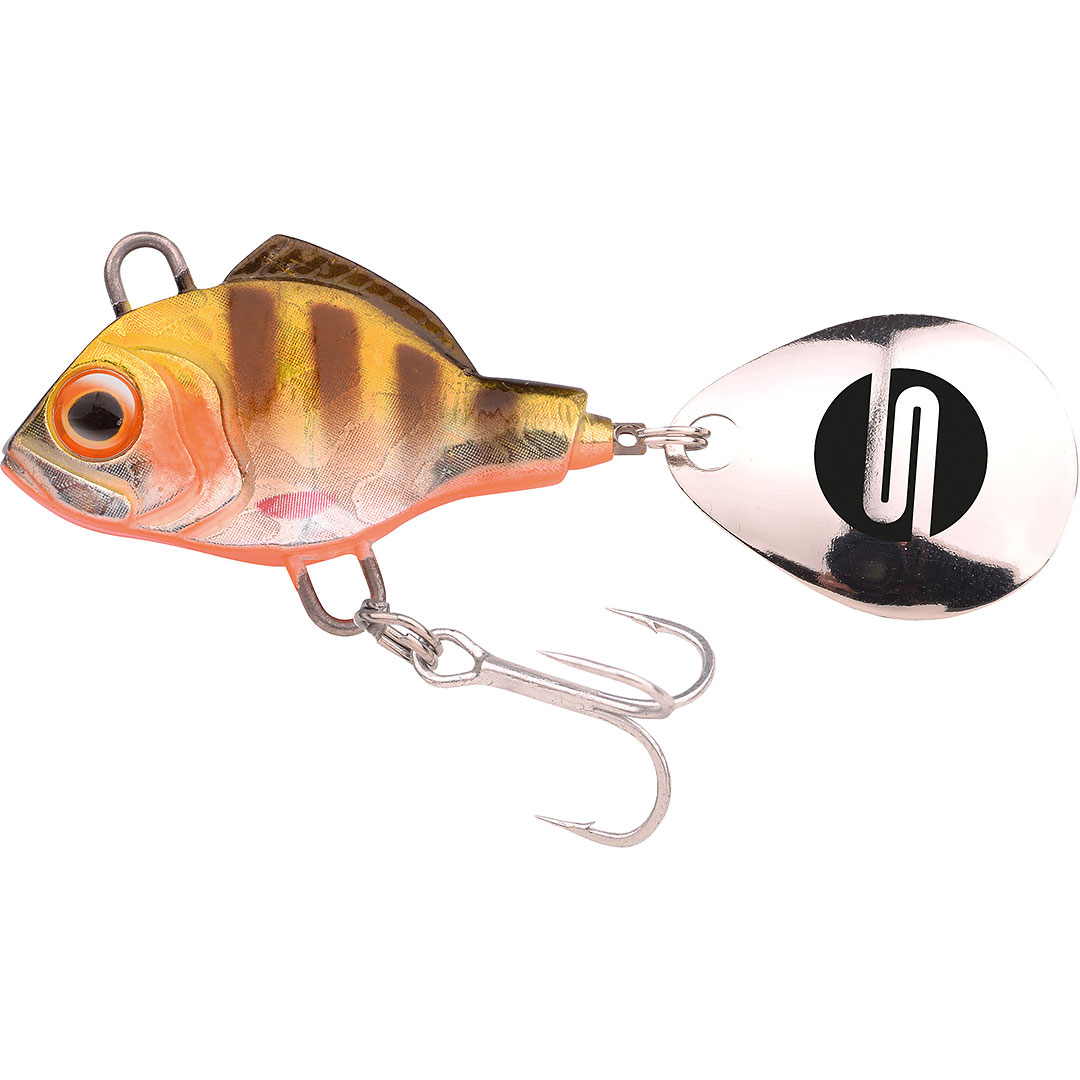 ASP jigging Spinner 14gr Färg 19 Metal Perch