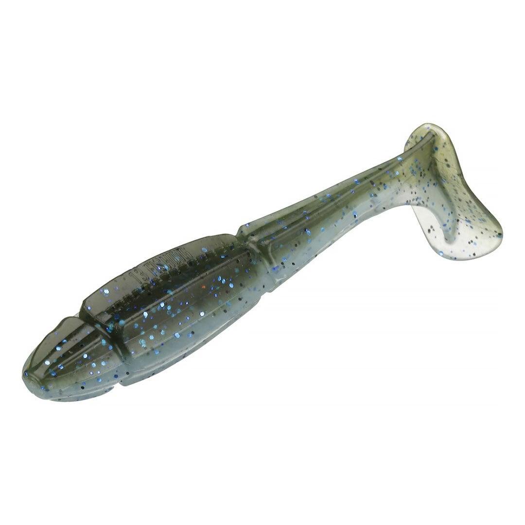 13 FISHING Churro Paddle Tail Swimbait 11cm 10g 6st/fp