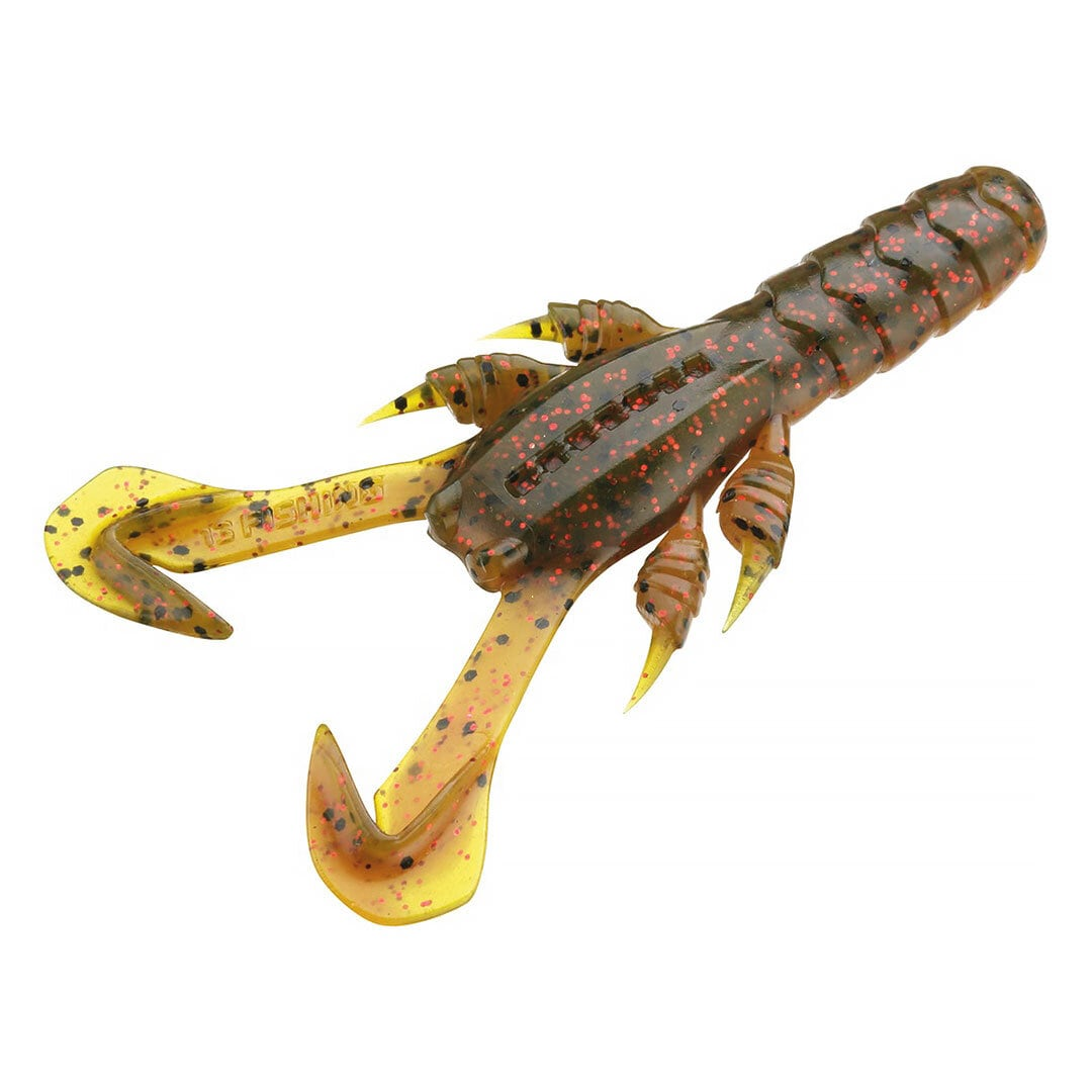 "13 FISHING Ninja Craw Creature Bait 3"" 7cm 10g 6st/fp"