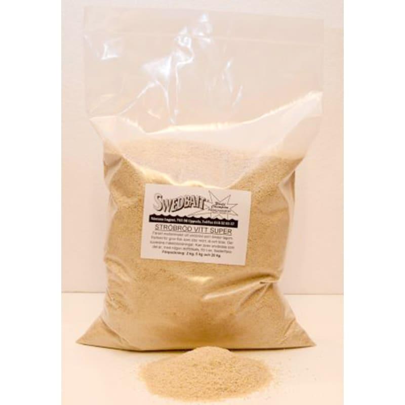 Ströbröd (Grundmäsk) 2kg Vitsuper
