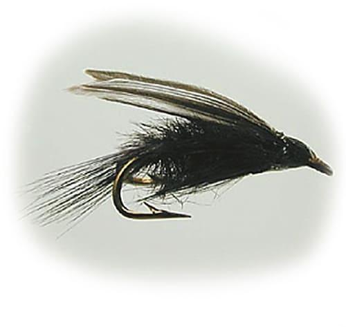 D.Våt Black Gnat 10