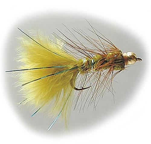 GoldHead WollyBug Olive