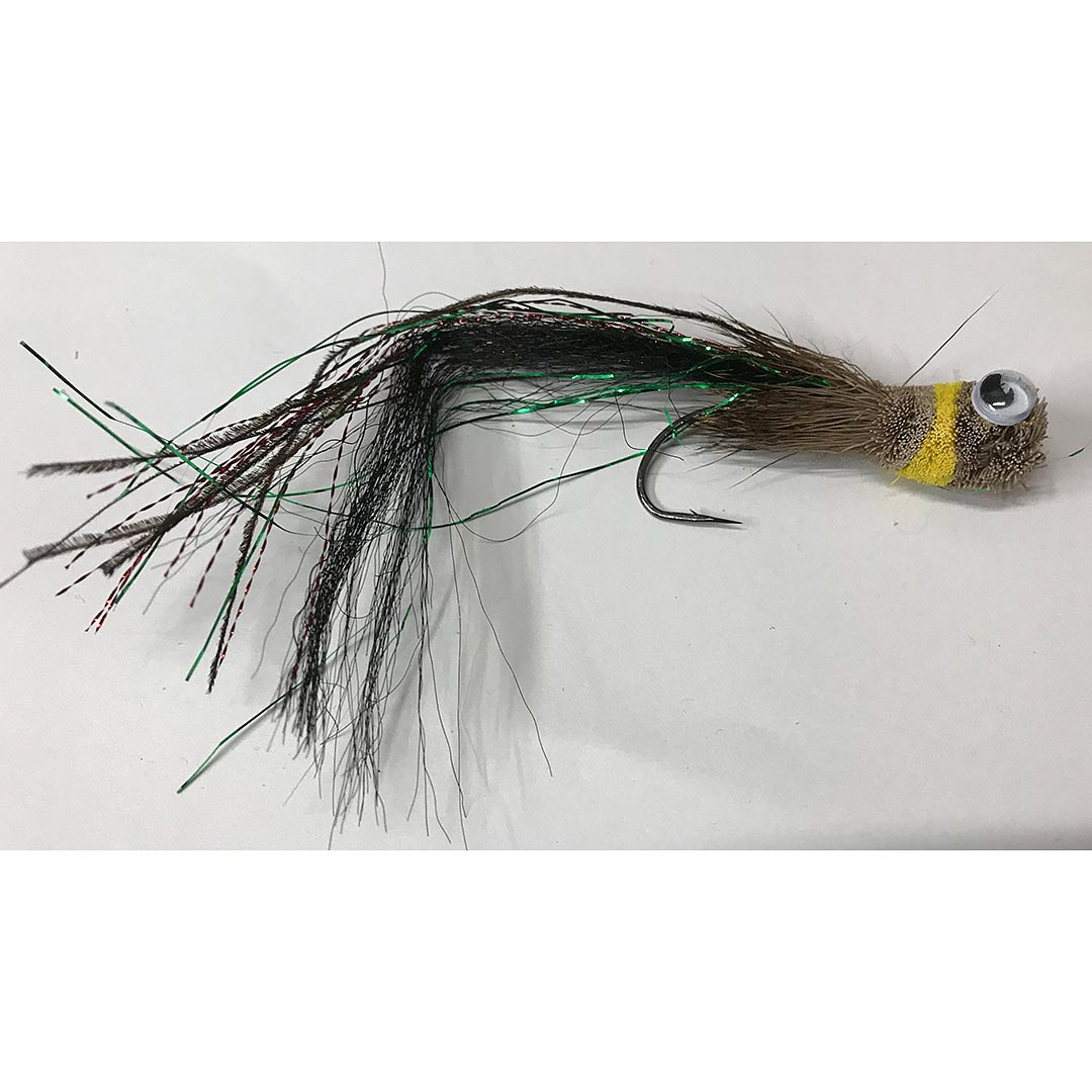 PIKE Deerhair black tail