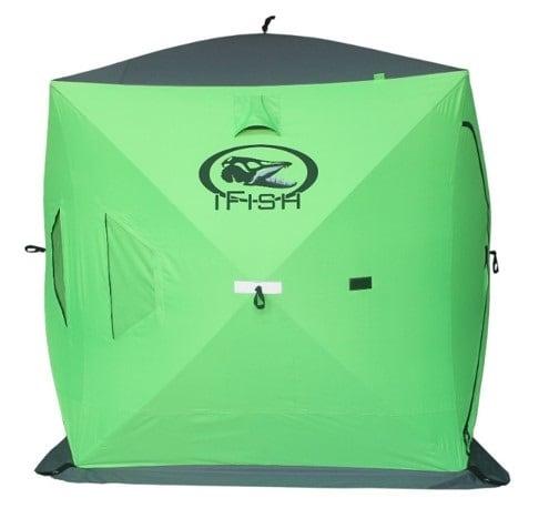 Ifish IceCabin 2-p Popup Tält. Slut för säsong -21