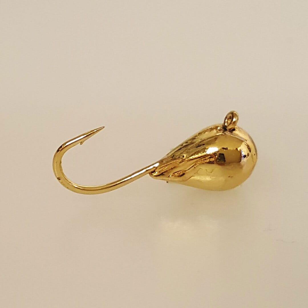 Wolframmormyska Drippo 3,6g Guld