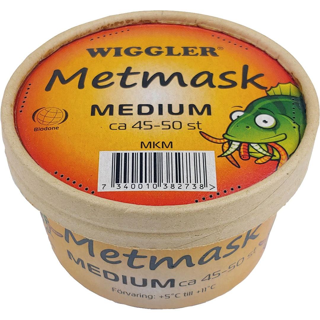 Mask Medium  ca 45-50st (röd)