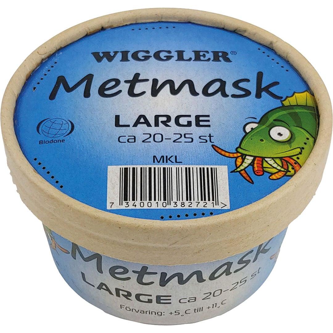 Mask Large  ca 20-25st (Blå)