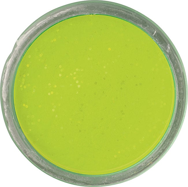 Powerbait Glitterdeg Chartruse