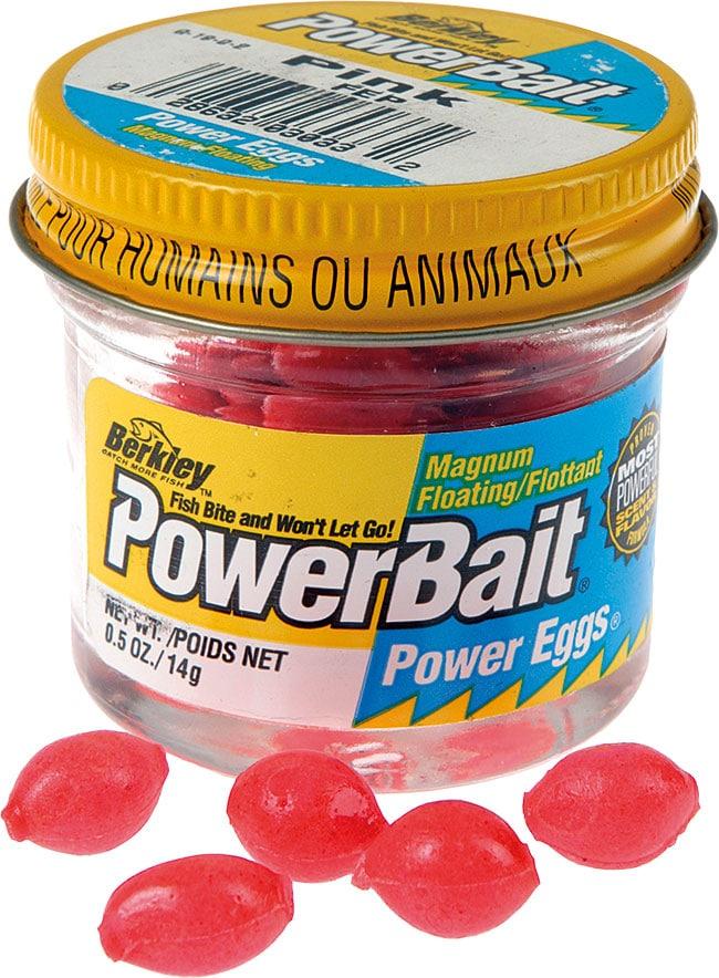 Power Eggs Flyt Magnum Pink