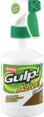Gulp Alive Spray Crawfish