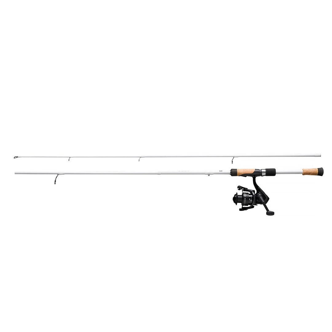 "13 FISHING Haspelkombo  Code White 6'6"" M rod 2000 reel"